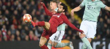 Liverpool 0-0 Bayern Munich: Defensive masterclass leaves Jurgen Klopp's side needing to overcome their poor away record