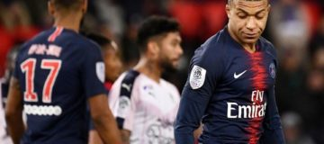 Manchester United v Paris Saint-Germain: French champions face crunch time in the Champions League amid difficult spell