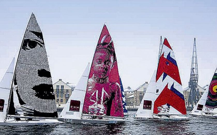 Russian sanctions upset Moscow regatta show plans but Fine