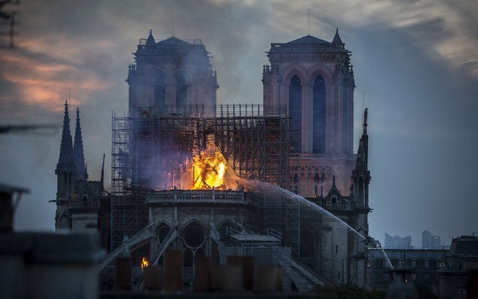 The backlash against the Notre Dame donations reveals France's culture of social envy
