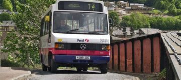 FirstGroup off track after UK franchise losses and drop in oil prices