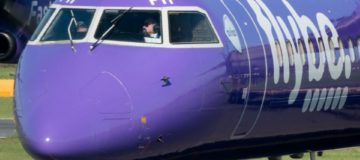 Former Stobart CEO buys share in Flybe ahead of proposed takeover