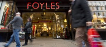 Waterstones acquires Foyles bookshops as it squares up to Amazon