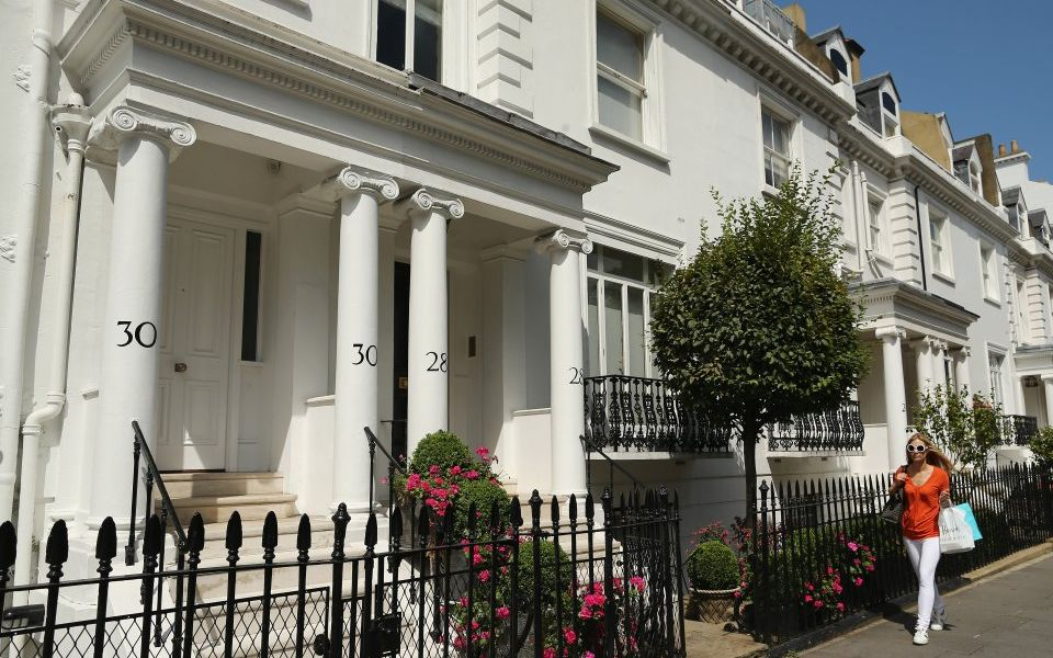 Super-prime time: London surge in high end house sales
