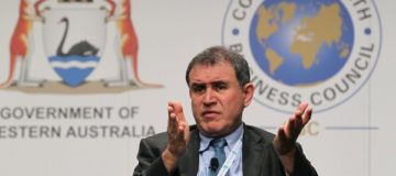 Nouriel Roubini interview (Part I): Expect a 'synchronised slowdown' in 2019
