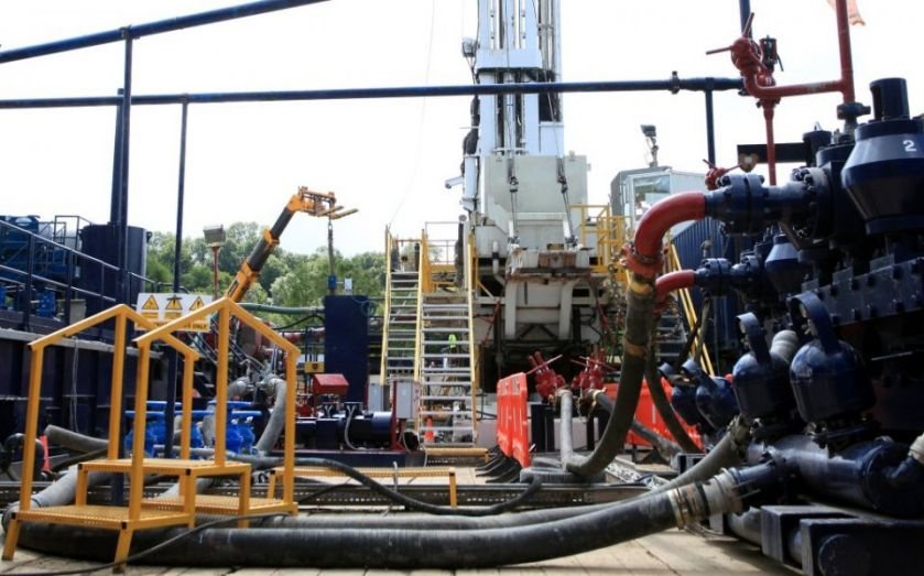 Fracking halts after earthquake at Cuadrilla site