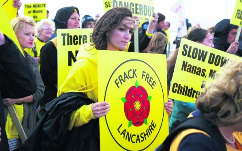 Frackers urge Whitehall: Fast track our plans