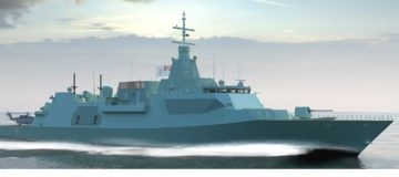 Defence giant Babcock is in talks with five other countries over selling them basic versions of the Royal Navy's new Type 31 frigate.