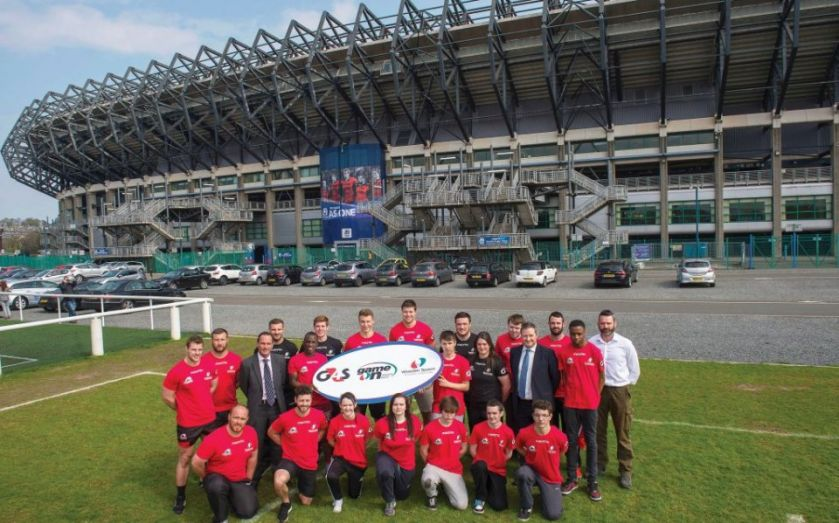 Securing success: How security company G4S plays its part in a thriving Rugby World Cup 2015