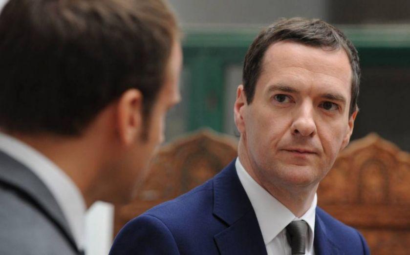 George Osborne facing pressure from UK building societies over 'perverse' bank surcharge