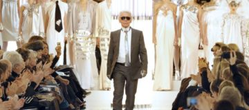 Fashion icon Karl Lagerfeld's cat Choupette may inherit his £150m fortune