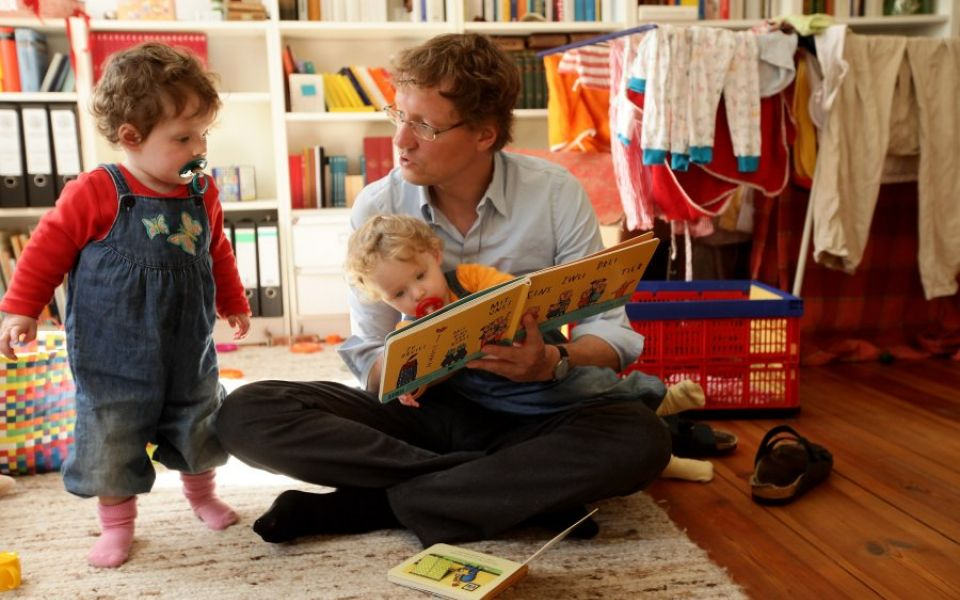 Dads, parenting, and the gender pay gap – equality at home will lead to fixing inequality in the workplace