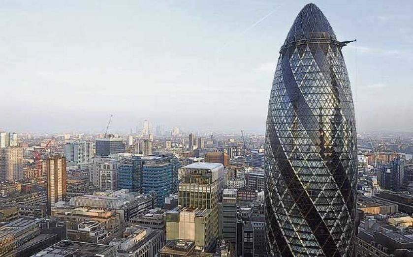 City's Gherkin skyscraper to be sold off with £640m starting