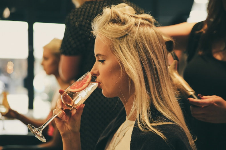 Why edgy art, craft gin and spa treatments are all part of the modern hairdressing experience