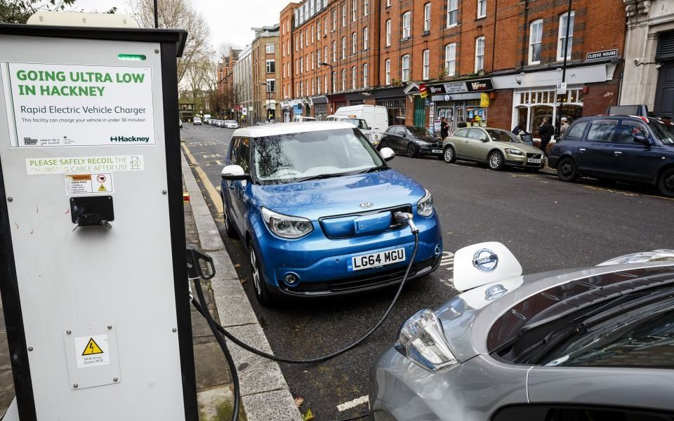 The number of electric cars is expected to reach 21m globally by 2030