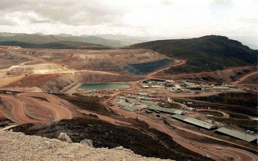 Fresnillo share price sheds as much as six per cent after pre-tax profit falls 40 per cent