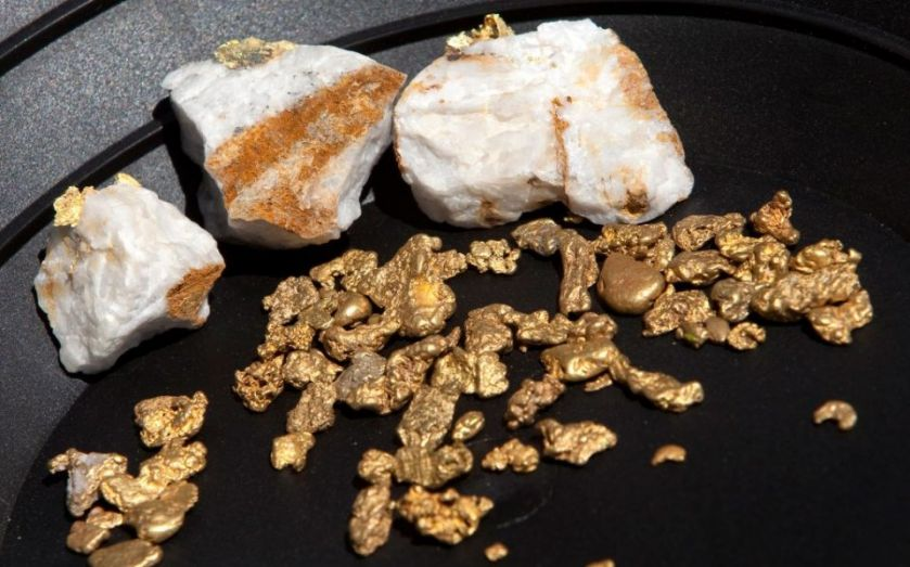 Fresnillo gold output drops