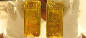 Gold prices rise for fifth consecutive day on worries about China's economic slowdown