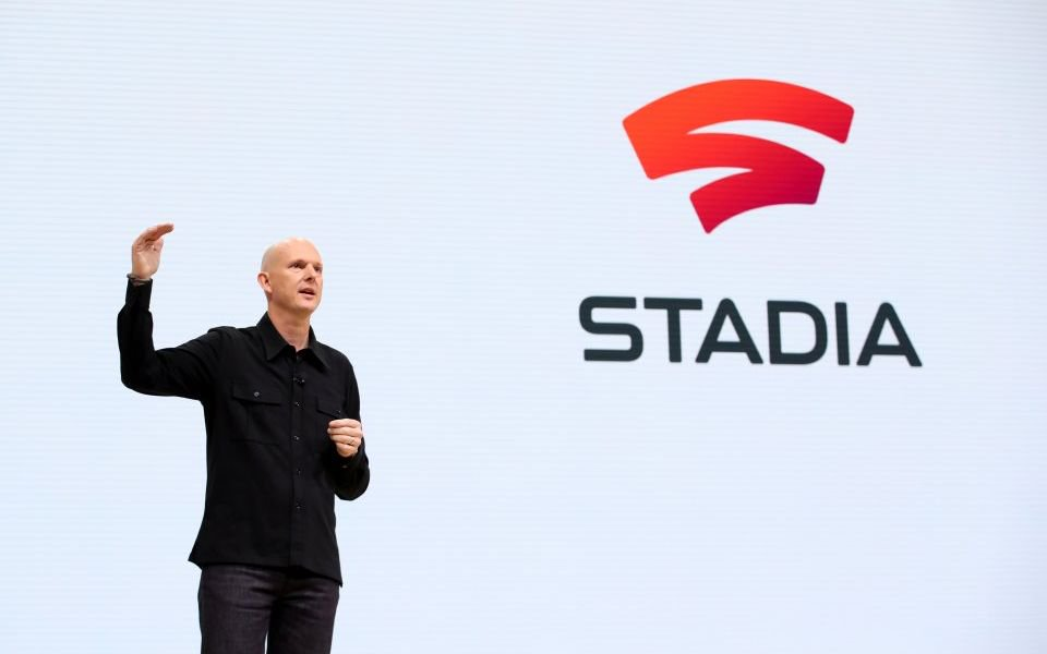 Google announces Stadia game streaming platform