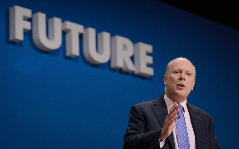 Grayling slammed for 'trainwreck' HS2 payout to Heathrow Airport