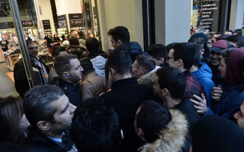 Black Friday fatigue hinders much-needed boost for Britain's retailers as year-on-year footfall drops