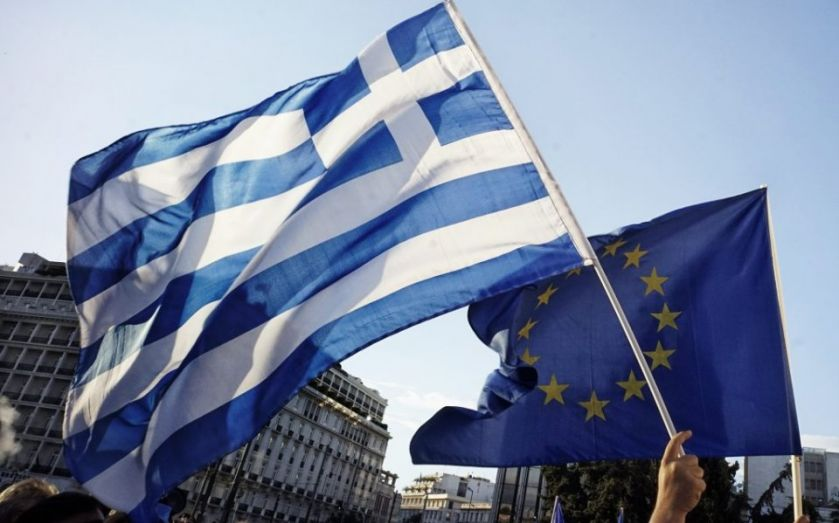 Say what? Greek GDP revised up to 0.9 per cent