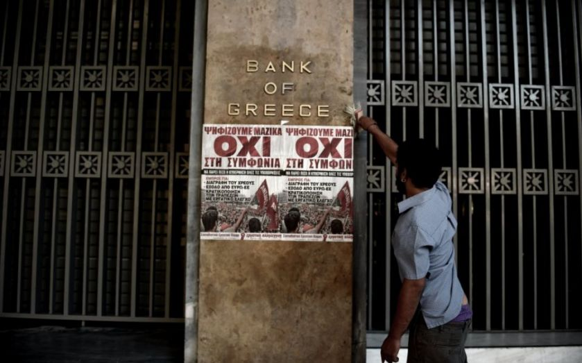 Greek referendum: European markets dip as court prepares to rule on referendum