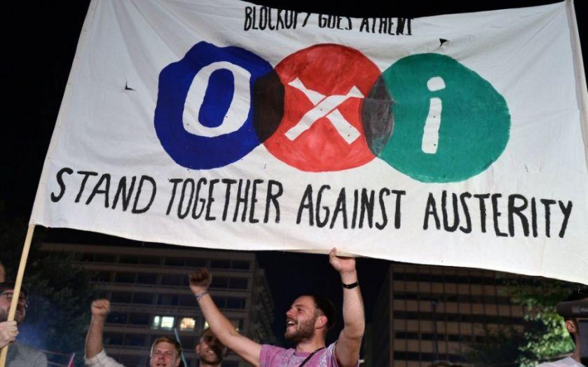 Greece votes no: European markets dip as selloff begins