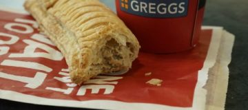 Greggs' vegan sausage rolls rise to the occasion perfectly