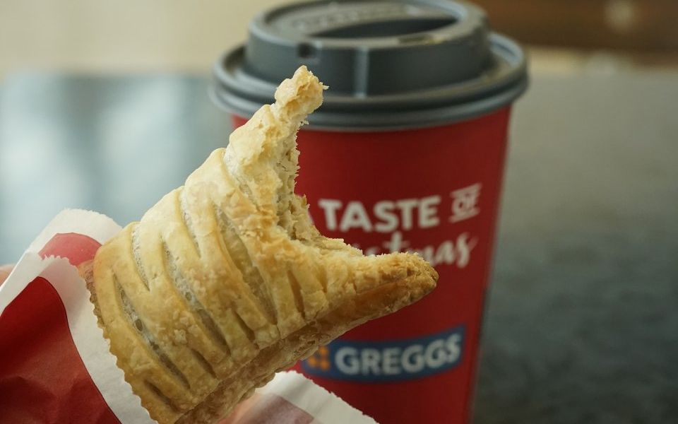 Sweetening the deal: Greggs' profits rise as bakery chain hails record breaking year
