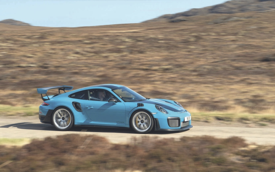 Porsche 911 GT2 RS review: Ahead of the new model's arrival, we bid auf wiedersehen to the fastest road-legal Porsche ever