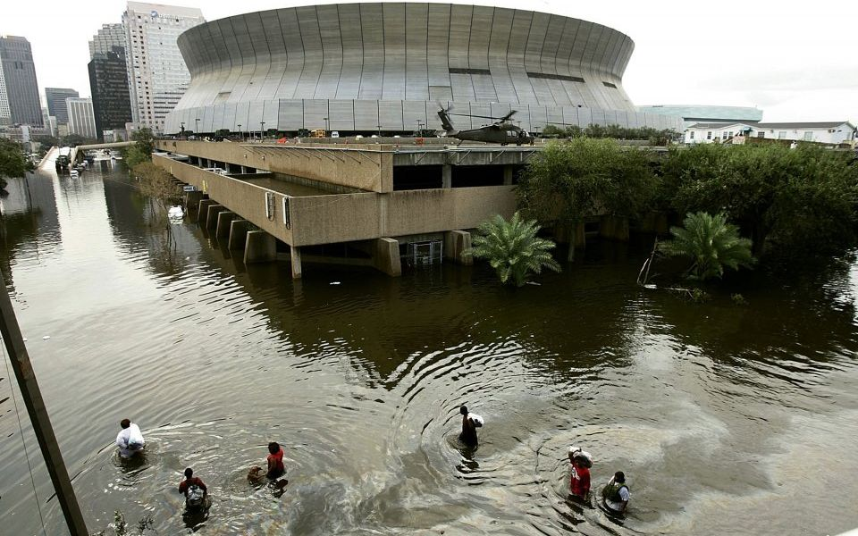 Floods, hurricanes and earthquakes – triggers of financial crises?