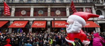 Toy maker Hamleys blames Brexit, terrorism and rising retail costs for £9m loss