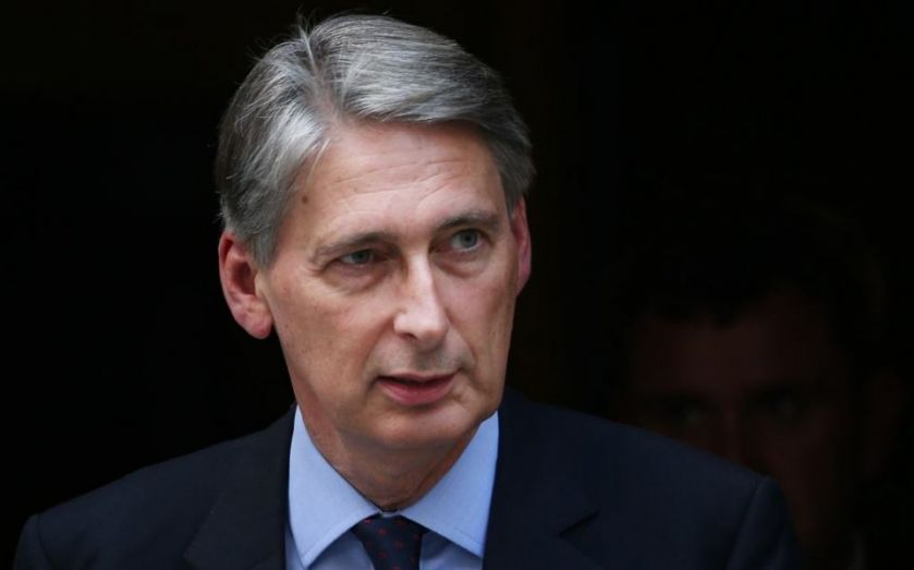 Philip Hammond said he and MPs would find a way to block a no-deal Brexit come 31 October