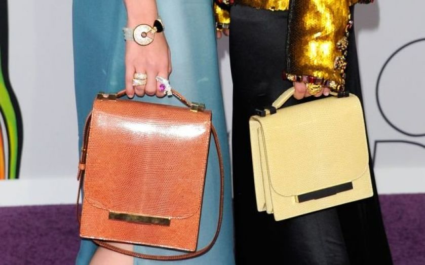 Las Go Gaga Over Designer Arm Candy