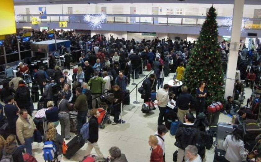 Heathrow Airport Terminal 5 delays hit British Airways passengers