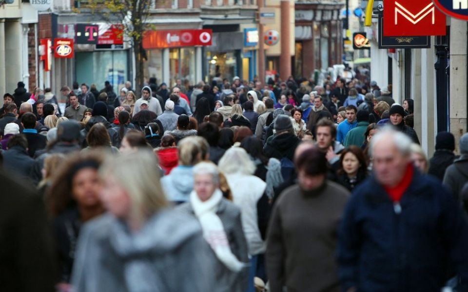 The high street can be saved if physical shops and online retailers collaborate and use data