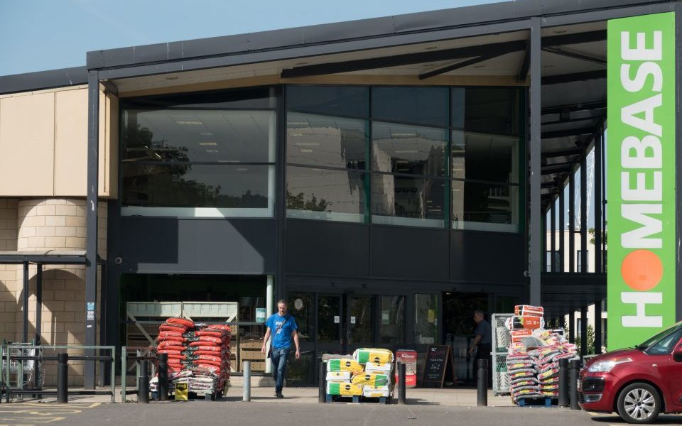Homebase Named The Uk S Worst Retail Website In Rescue Deal Aftermath