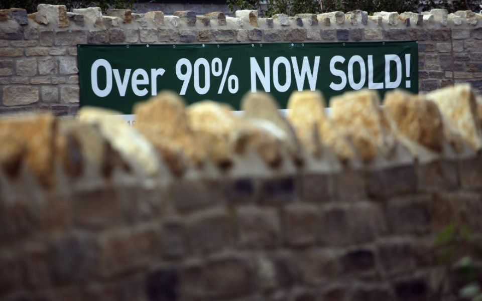 Barratt Developments builds profit in strong first half