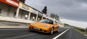 Thirty years ago, the Honda NSX changed the supercar forever. Tim Pitt celebrates with a retro road-trip