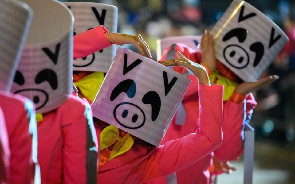 What does the year of the pig hold for stocks? History has some clues