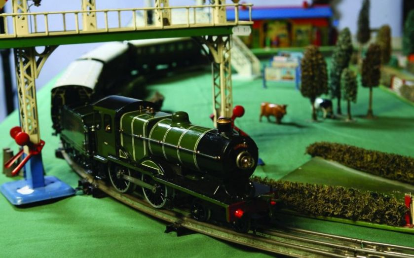 Hornby steams ahead as train sets boost sales over Christmas
