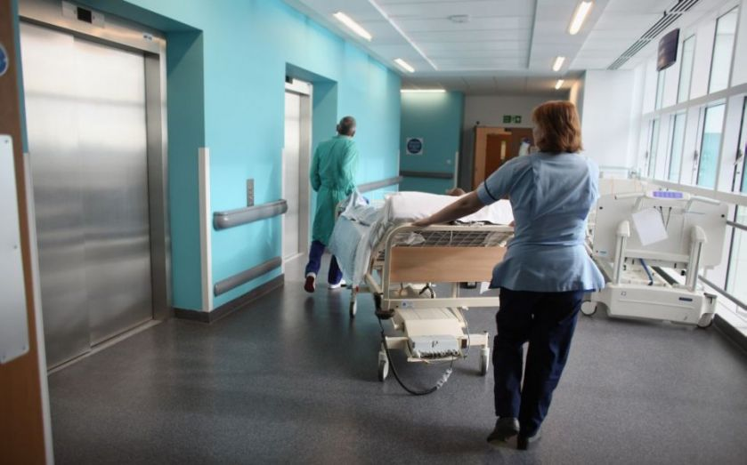 People will soon be able to book their ride to hospital using a