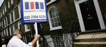 House prices continue to fall in London, with experts predicting muted growth until 2022