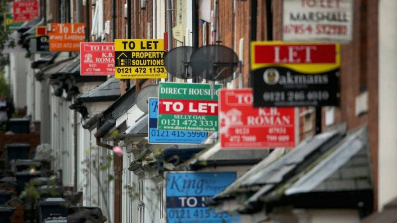 Home ownership becomes increasingly out of reach for young