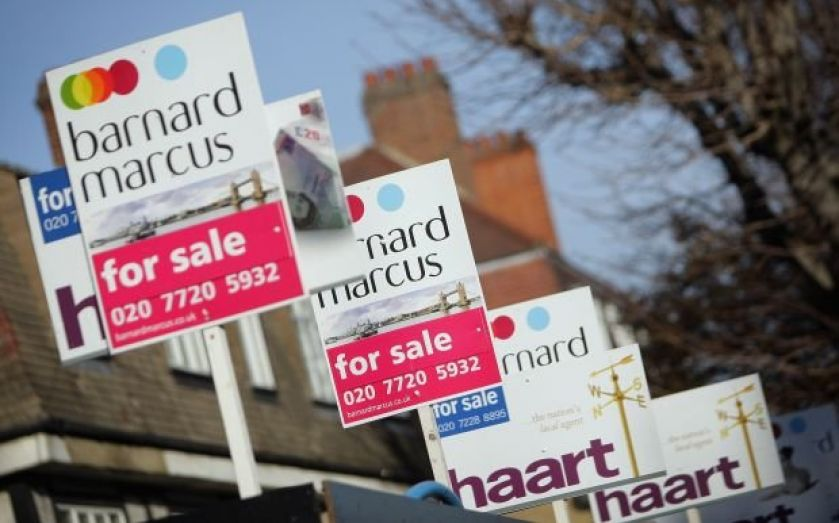 UK property market: Redrow share price rises as it posts 91 per cent profit increase
