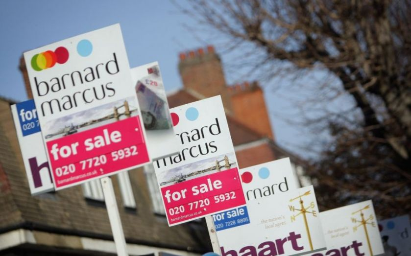 Mortgage lending increases on low interest rates and rising UK house prices