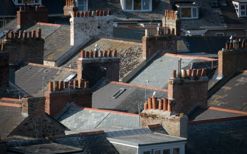 """Housebuilder shares drop on """"vanilla"""" house price growth"""
