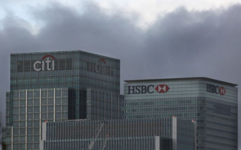 Bank of England's Andrew Bailey says HSBC right to eye move abroad