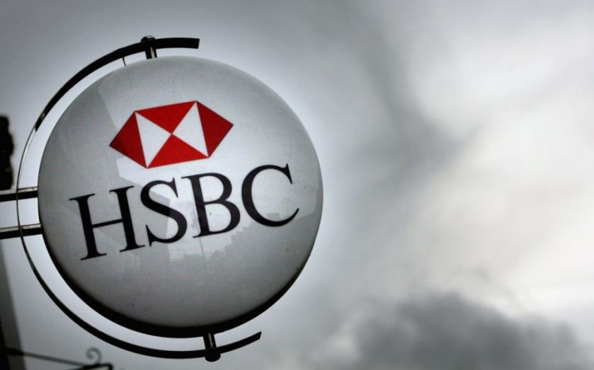 HSBC share price closes 4 6 per cent lower after full-year profits